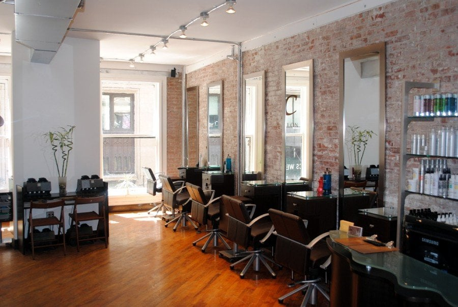 Gc salon and spa hair salons theater district new for 111 8th ave 7th floor new york ny 10011