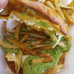 Two Hippies Beach House - The Bee's Knees Grilled Cheese - Phoenix, AZ, Vereinigte Staaten