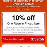 Lifeway Christian Stores - SCORED!!! Thanks yelp :) - San Diego, CA, Vereinigte Staaten