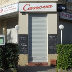 Canova - Restaurant, Café, Biergarten, Berlin