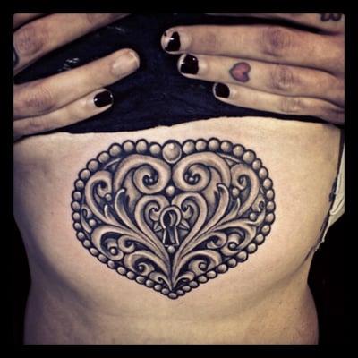 Sternum by brad reis yelp for Renaissance tattoo san clemente