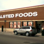 Halsted Food Center - Halsted Foods new look. - Chicago, IL, Vereinigte Staaten