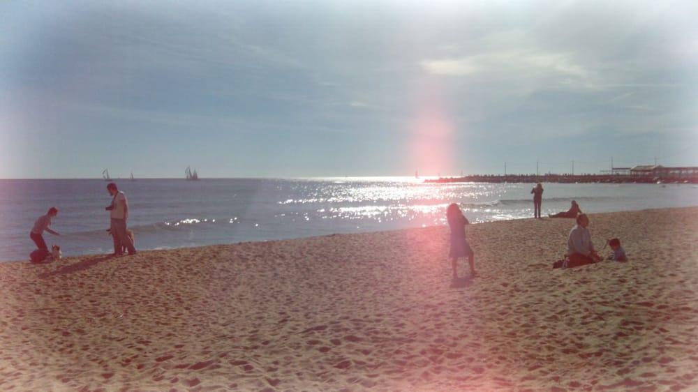 Playa de la Mar bella - 16 Photos - Beaches - La Vila Olímpica - Barcelona, S...