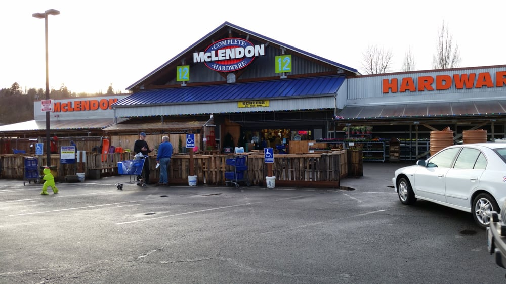 Mclendon hardware hardware stores 17705 130th ave ne for Home depot woodinville