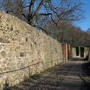 Stadtmauer, Bernau, Brandenburg