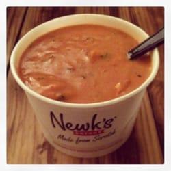 Tomato basil soup.. Delicious. av Rachel S.