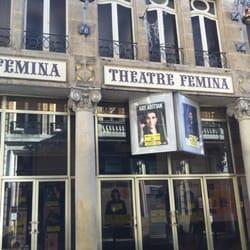 Théâtre Fémina - Bordeaux, France