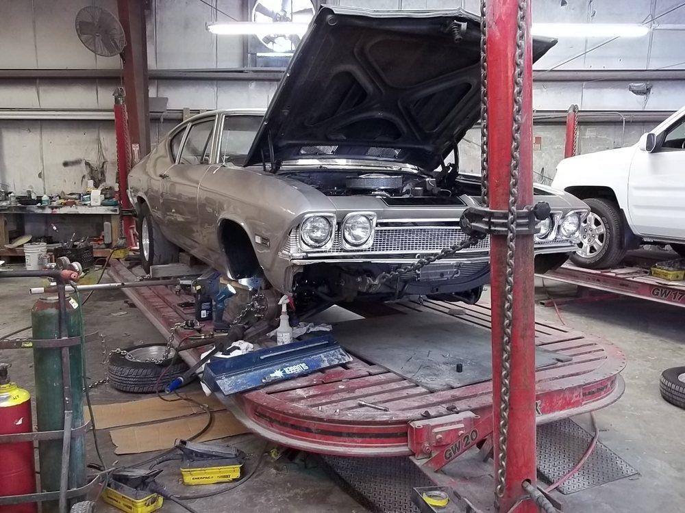 Сайты по ремонту автомобилей своими руками 697