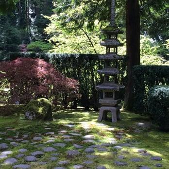 Portland Japanese Garden Portland Or United States