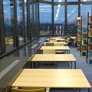 Universitäts- und Landesbibliothek, Düsseldorf, Nordrhein-Westfalen, Germany