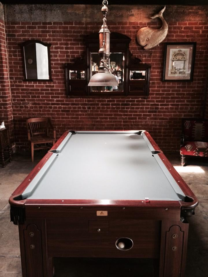 The Only Pool Table In Laguna Beach Yelp