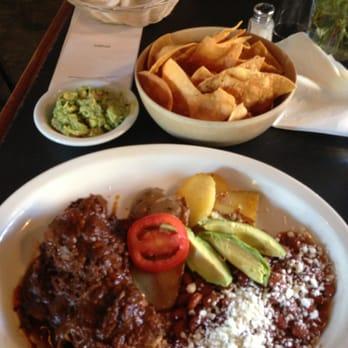 Fonda la catrina costillas al chipotle seattle wa for Aprisa mexican cuisine portland