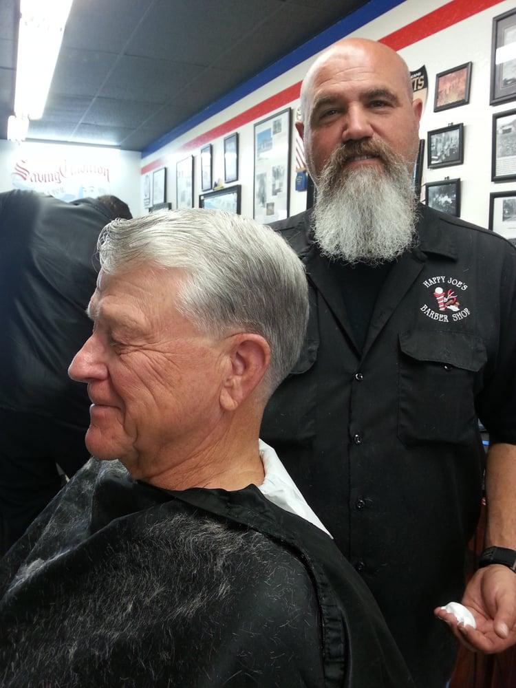 Happy Joes Barber Shop - Hemet, CA, United States. Great haircut by ...