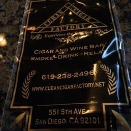 Cigars shop