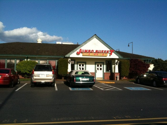 Jumbo buffet closed asian fusion restaurants for Asian cuisine marysville ca