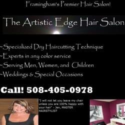 The artistic edge hair salon framingham ma yelp for Edge hair salon