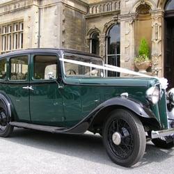 Classic Wedding Car Hire Boston