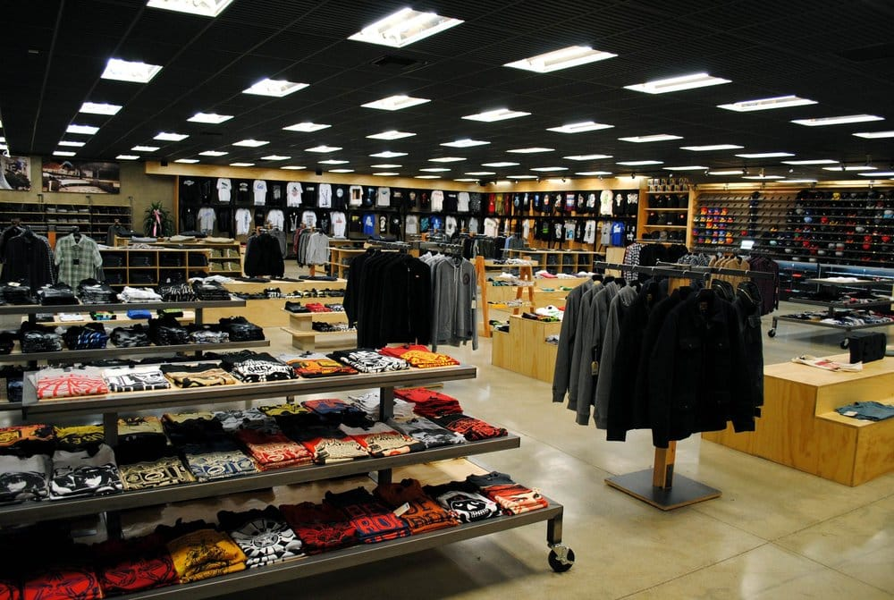 Streetwear Clothing Stores Near Me
