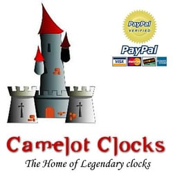 Camelot Clocks, Bristol, South Gloucestershire