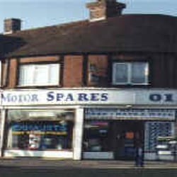 Lessness Motor spares, London