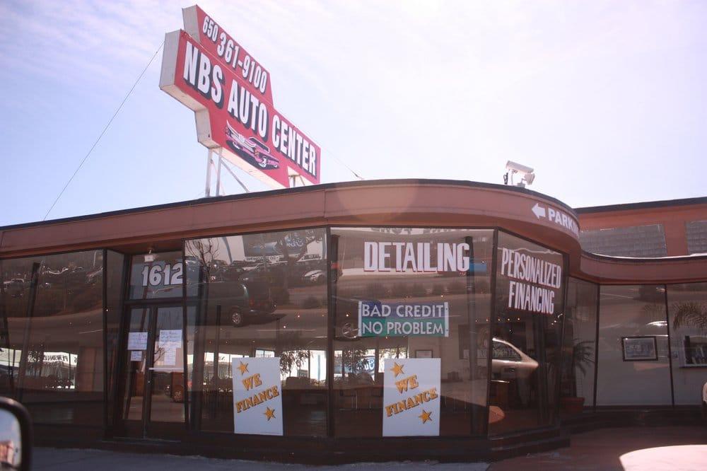 Nbs Motors Closed Dealerships 1612 El Camino Real