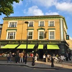 The Victoria Inn, London, UK