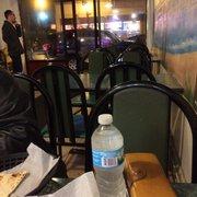 Taste of Lebanon Restaurant - Chicago, IL, United States. Inside dining room