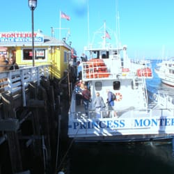 Fisherman's Wharf of Monterey - Fishing Trips logo