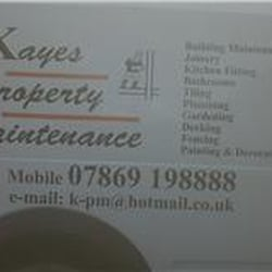 Kayes Property Maintenance, Liverpool, Merseyside