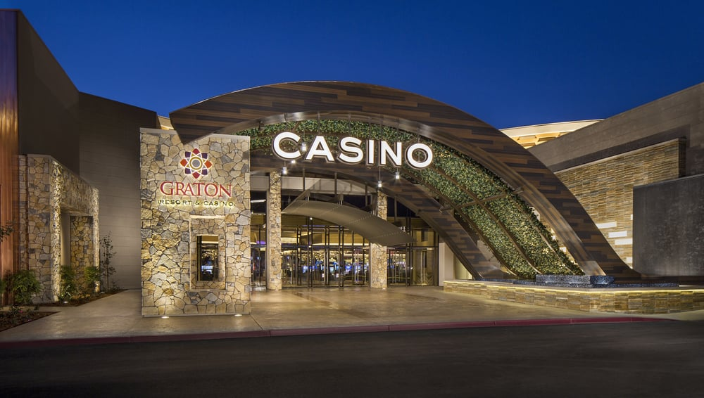 Graton casino hotel rooms