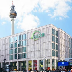 GALERIA Kaufhof, Berlin Alexanderplatz, Berlin