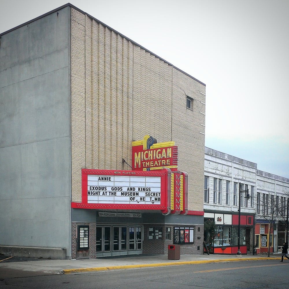 South haven mi movie theater