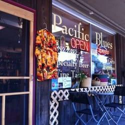 Pacific Blues - Front door. - Bandon, OR, Vereinigte Staaten