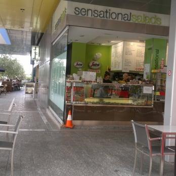 Sensational salads takeaway fast food cbd brisbane for Australian cuisine brisbane