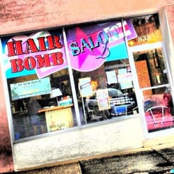 hair bomb salon hair salons west end winston salem