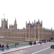 So beautiful. The House of Parliament at…
