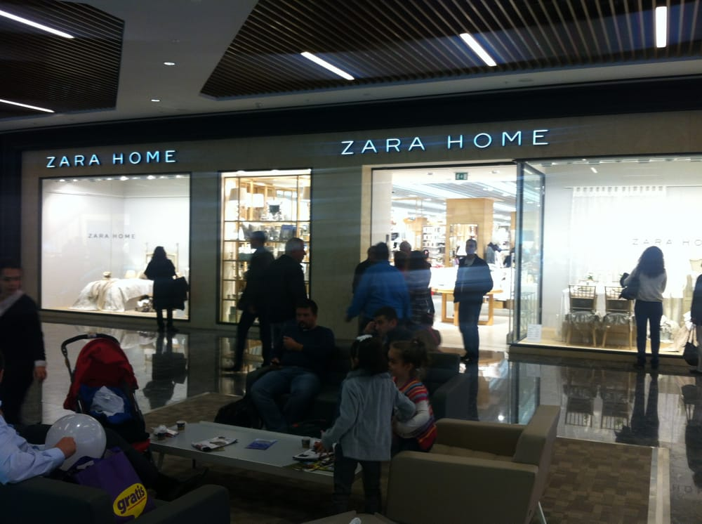 Zara home d coration d int rieur taurus avm ankara for Interieur deco avis