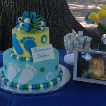 BABY SHOWER CAKES VONS baby shower cake