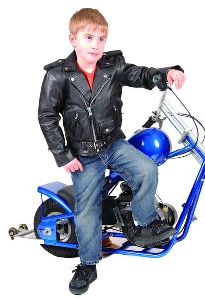 Dynamic Leather - Covington, GA, United States. Kids Leather Jacket, Toddler Leather