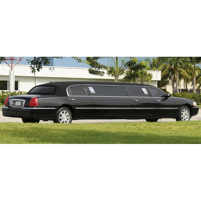 Black Limo Car Service