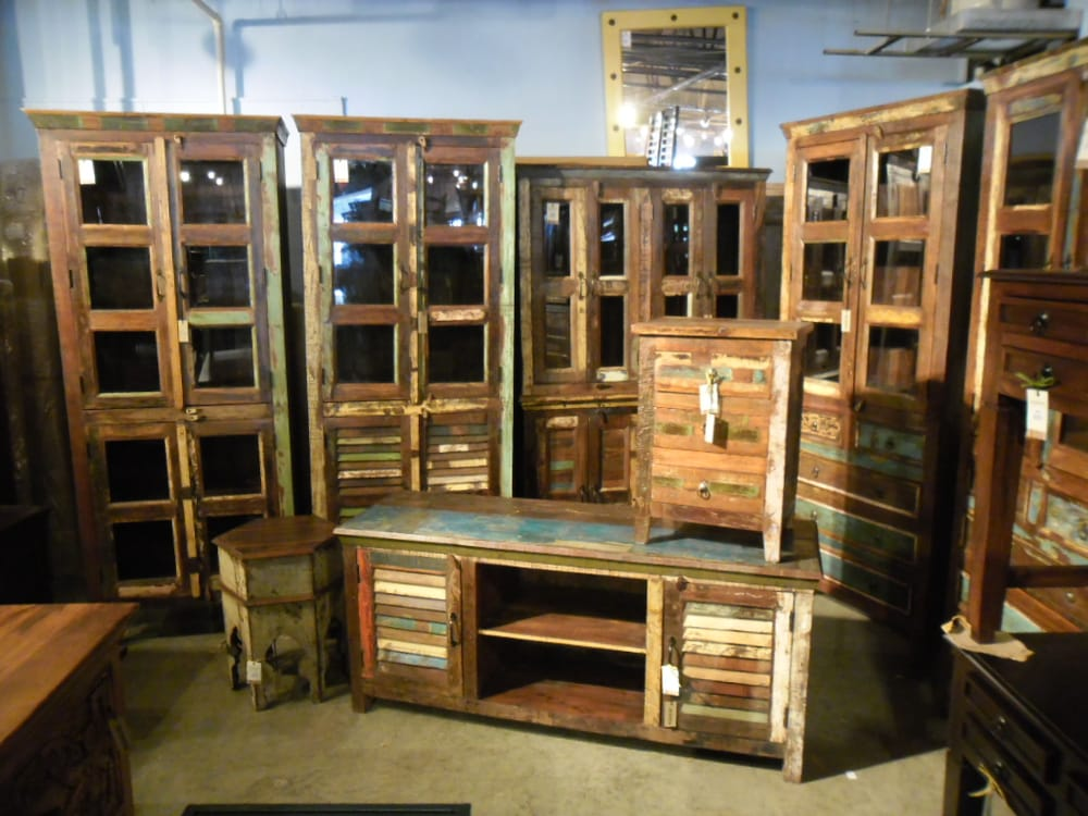 Rustic And Reclaimed Wood Furniture From India Yelp