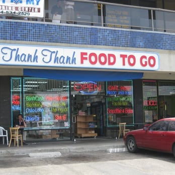 Thanh Thanh Food To Go Closed Vietnamese Restaurants Garden Grove Ca United States