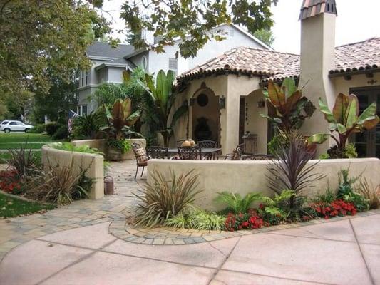 teri kane ravel landscape architect landscape gardeners san jose