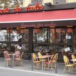 Brasserie des Ecoles - Lyon, France. La Brasserie des Ecoles - Restaurant Lyon