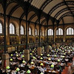 Salle de lecture principale