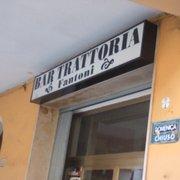Trattoria Fantoni, Bologna, Italy