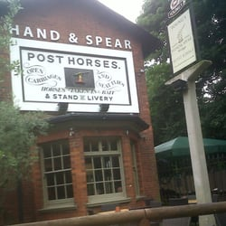 The Hand & Spear, Weybridge, Surrey