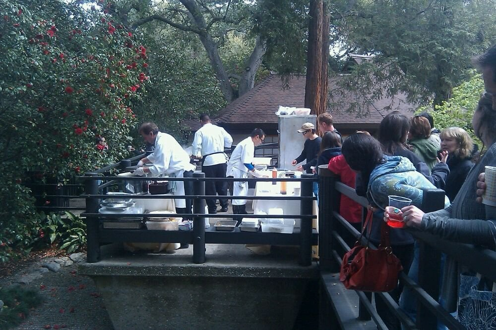 Patina Group Descanso Descanso Gardens Patina Group Cooking to Feed The Hungry Masses la