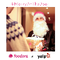 Merry At The Door : foodora x Yelp
