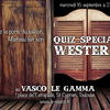 Photo de Quiz spécial Western - Vasco Le Gamma